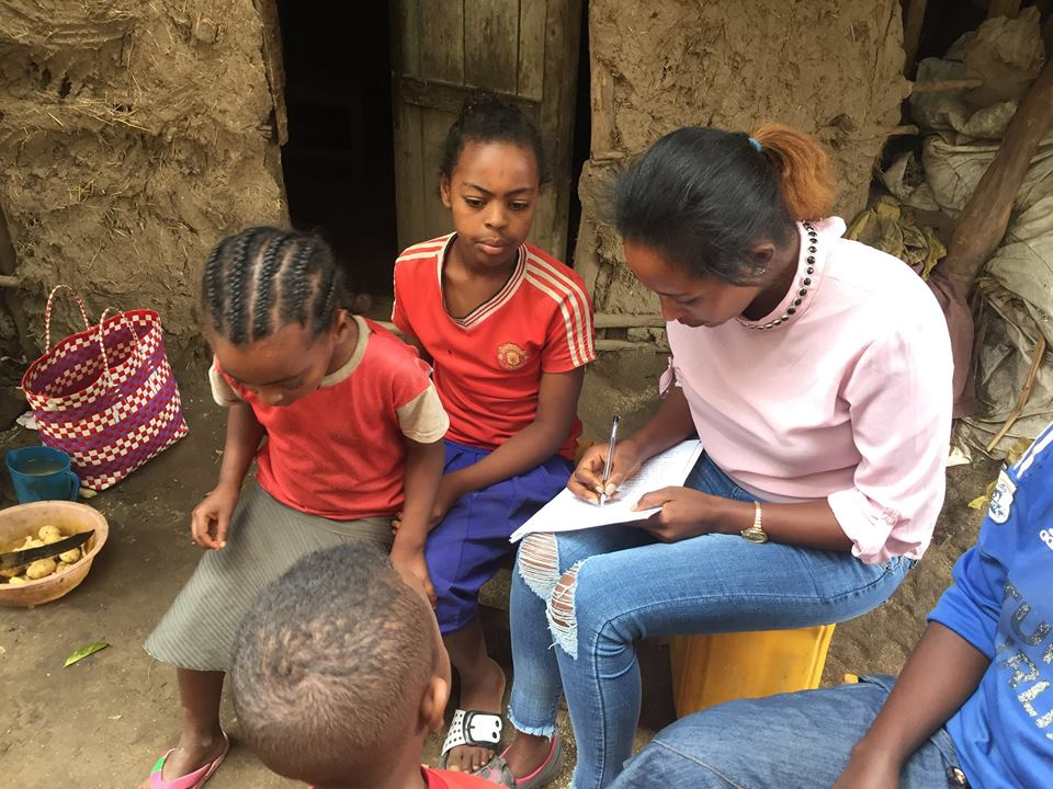 our social workers visit the children's homes at least once in other week